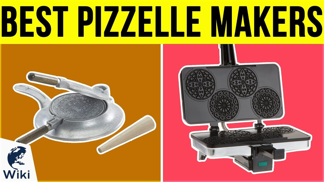 Cucinapro Multi-baker With Interchangeable Plates Top 7 Pizzelle Makers Of 2019 Video Review