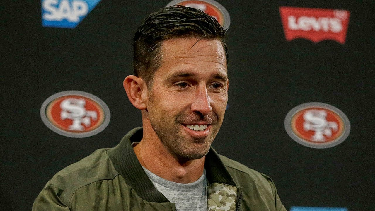 Image result for kyle shanahan