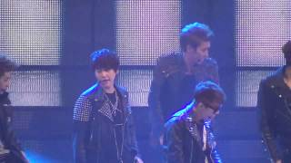 130131 Seoul Music Awards Super Junior cuts