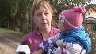 В Кузнечихе дотла сгорел дом на две семьи