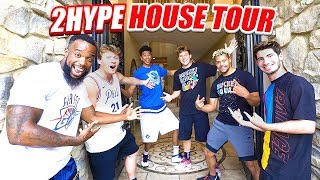 NEW 2HYPE HOUSE TOUR!