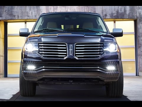 Lincoln Navigator Suv 2016 Car Review