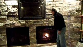 Hearthside Direct Vent Gas Fireplace