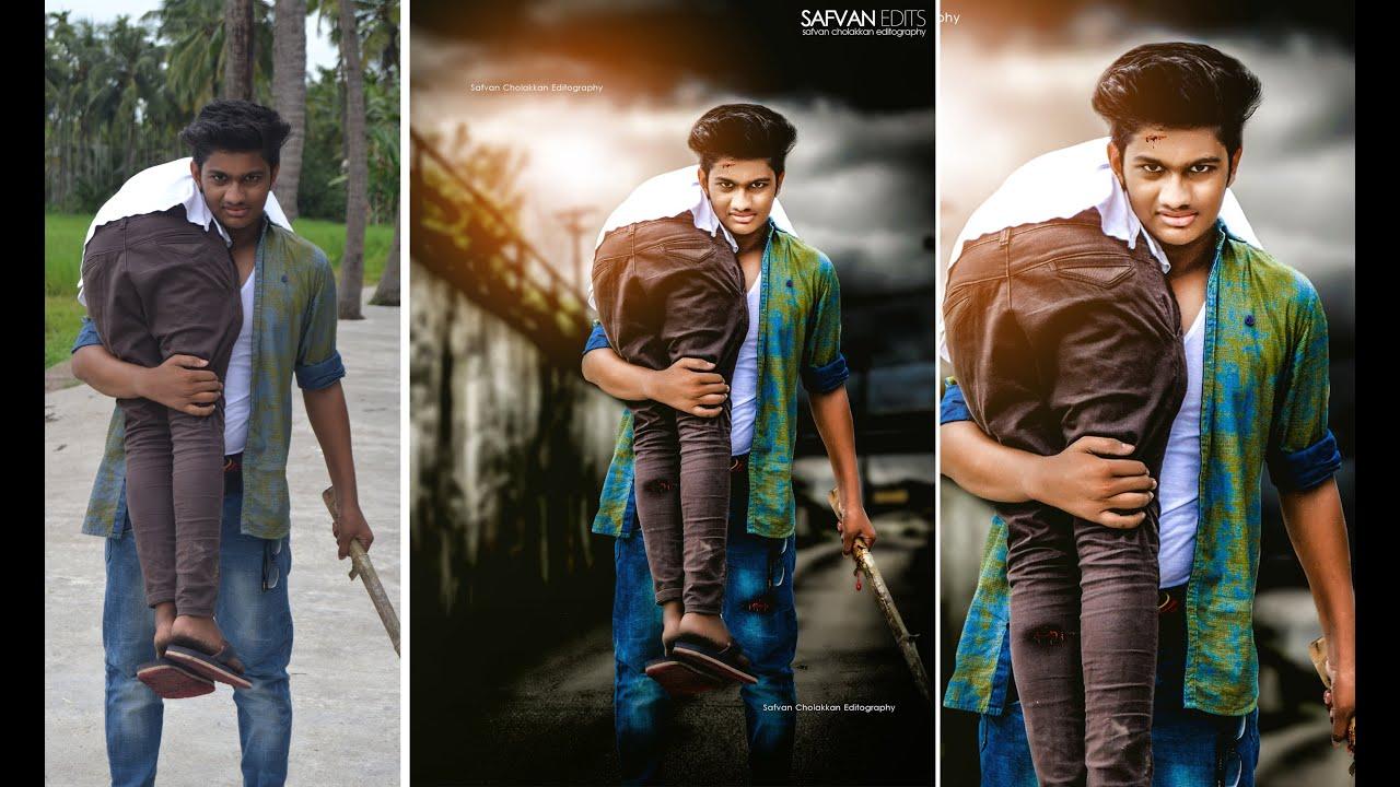 Photo Manipulation | Photoshop photo editing Change ...
