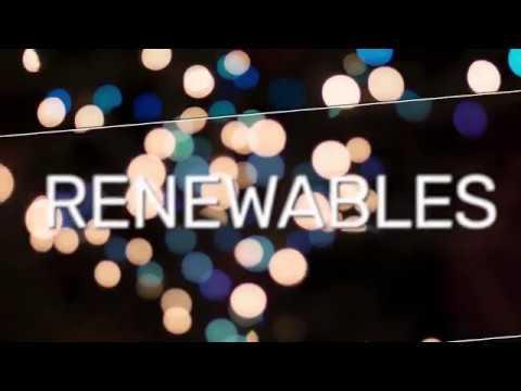 Renewable energy - More than meets the eye