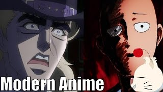 Are Modern Anime Generic?