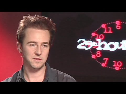 '25th Hour' Interview