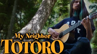 Path of The Wind - My Neighbor Totoro (Classical Guitar Cover)