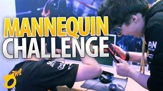 Gaming Mannequin Challenge - Winning vs. Losing