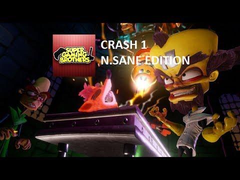 Best of SGB Plays: Crash Bandicoot N.Sane Trilogy (Crash 1)