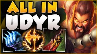 FEAR THE DOT! THIS ALL IN UDYR