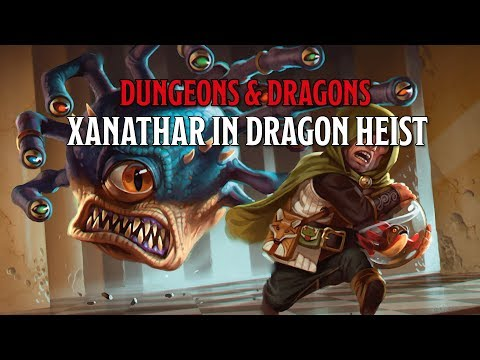 Rogues' Gallery: The Xanathar - Posts - D&D Beyond
