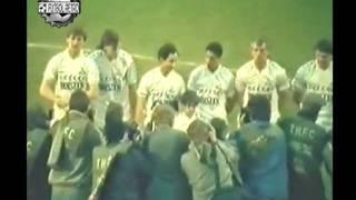Tottenham vs Inter Despedida de Osvaldo Ardiles 1986 MARADONA & Rumenige