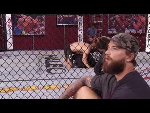 Conor McGregor vs Brent Burns