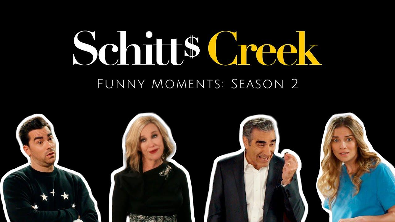 Download Schitt's Creek Funny Moments: Season 2 (HD)