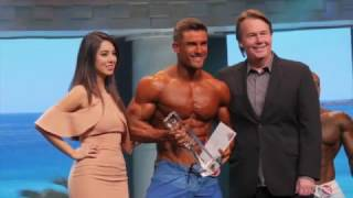 RYAN TERRY WINS ARNOLD CLASSIC 2017 - STAGE HIGHLIGHTS