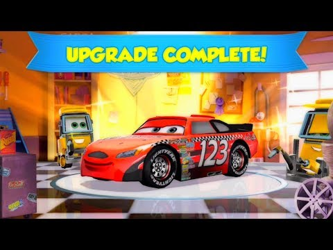 Cars Fast as Lightning Mcqueen Challenge - Let's Try Nitro-Charged and Turbo Boosting Car by Gertit