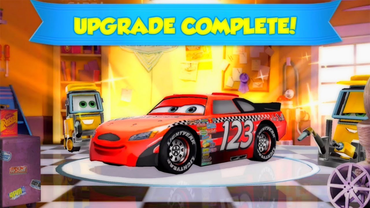 Cars Fast as Lightning Mcqueen Challenge - Let's Try Nitro-Charged and Turbo Boosting Car by Ge