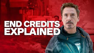 SPOILERS! Avengers: Infinity War End Credits Scene Explained