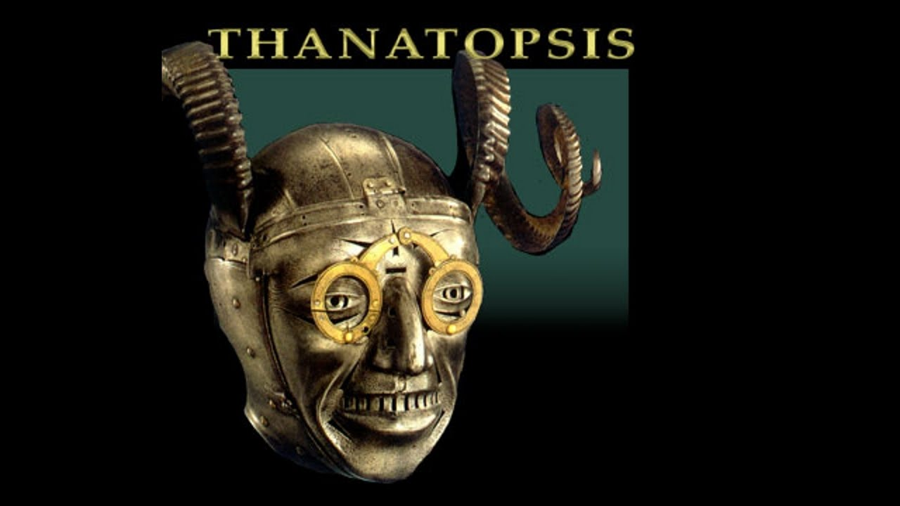 "thanatopsis Thanatopsis translates roughly to ""viewing death,"" thanatos meaning death and opsis meaning sight for the sake of this poem, the meaning of the word is closer to ""meditation on death."