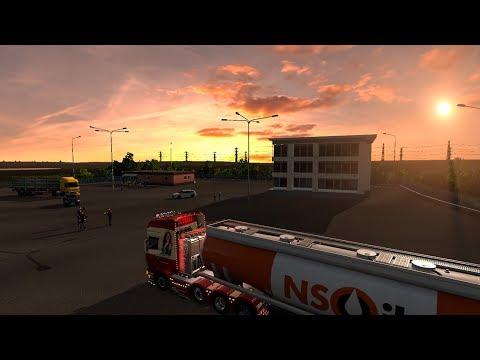 Euro Truck Simulator 2 Map Republic of Kazakhstan [1.32]