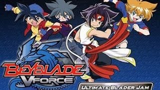 Beyblade V-force soundtrack - UNDERDOG (music ripped like a karaoke)