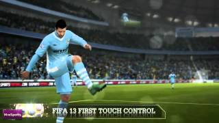 FIFA 13 Gameplay Trailer Review - EXCLUSIVE E3