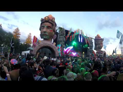 Ganja White Night Electric Forest 2017