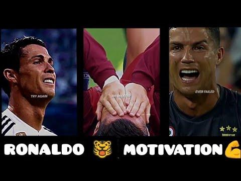 Cristiano Ronaldo - Fail Again Fail Better - Motivational Video 2021   Motivation status  1080 P HD