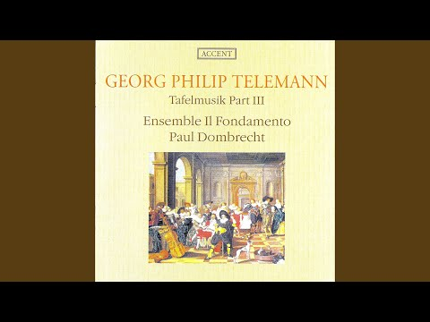 georg philipp telemann musique de table part iii quartet in e minor twv 43 e2 iv allegro