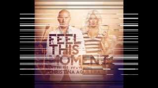Pitbull - Feel This Moment ft. Christina Aguilera speed up