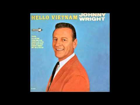 Johnny Wright - Hello Vietnam (Full Album)