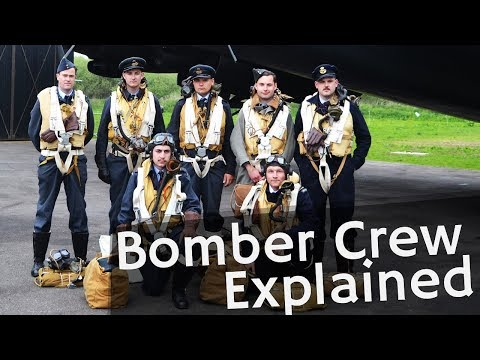 World War 2 Reenactment: Bomber Crew