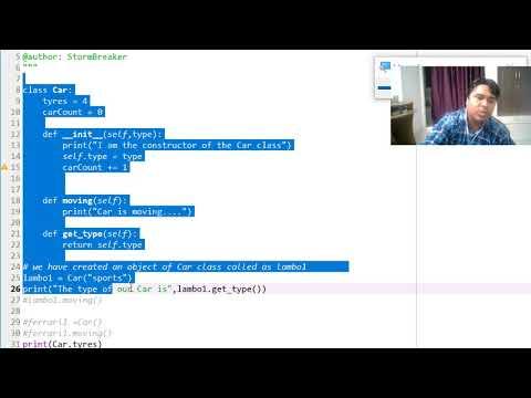 Python Programming Tutorial - 21 thumbnail