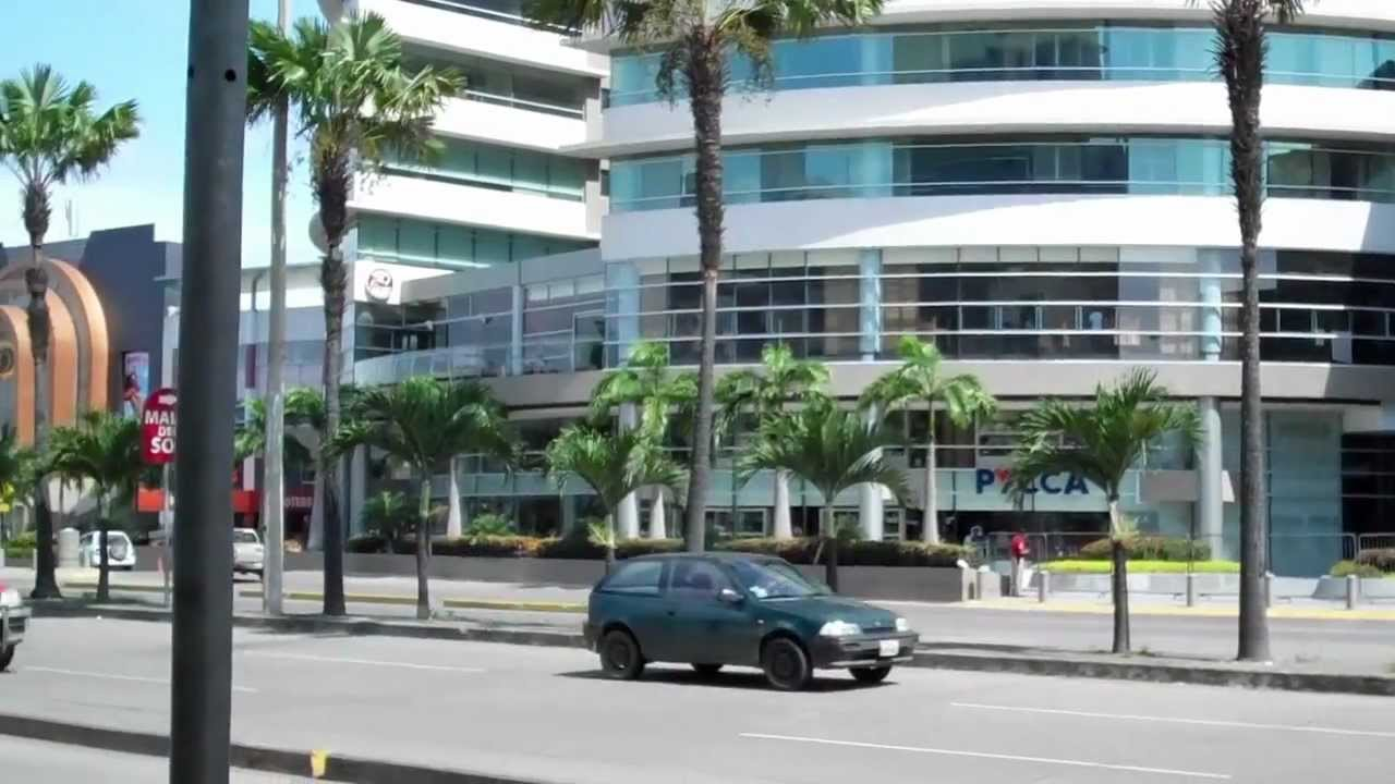 Vista al centro comercial mall del sol en guayaquil for Sol del centro