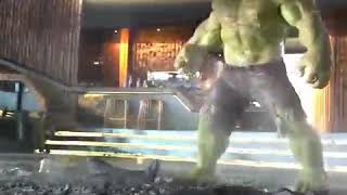 Hulk mengamuk ! (Madlipz bohoso osing BANYUWANGI)