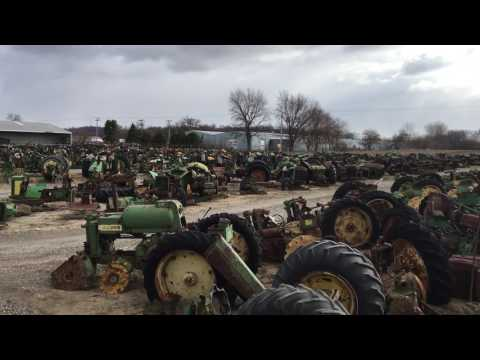 Welcome to New Paris Tractor Parts