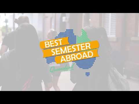 クィーンズランド州政府主催「ベスト・セメスター・アブロード」コンテスト応募受付開始のお知らせ