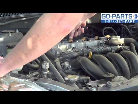 Replace 2003 2008 Toyota Corolla Ignition Coil How To