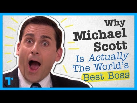 The Office: Why Michael Scott is Actually the World's Best Boss
