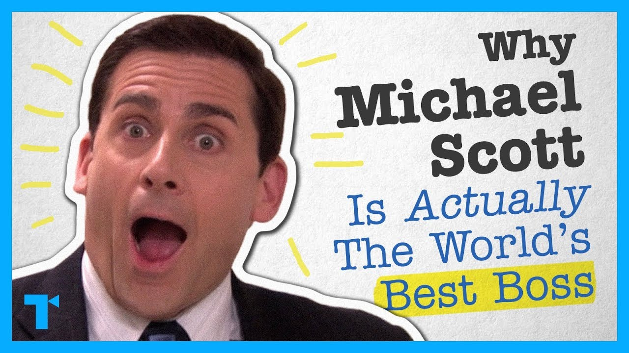 The Office Why Michael Scott Is Actually The Worlds Best Boss
