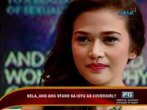 SC: Bela Padilla, nagdetalye sa naging sexy pictorial niya with FHM