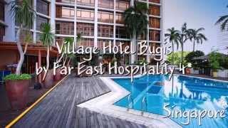 Village Hotel Bugis by Far East Hospitality 4* Сингапур
