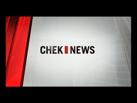 CHEK News at 5 - Open March 30, 2018