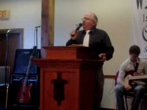 Evan Bill Hicks: Preaching Line upon line (1)
