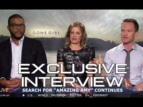 Tyler Perry, Kim Dickens & Neil Patrick Harris Interview - Gone Girl (2014) Movie HD