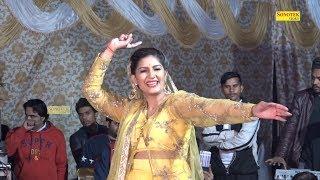 Sapna Chaudhary Dance Bhajan | हम बाबा वाले है सुनो जी हम बाबा वाले है | Sai Sandhya Jagran 2018