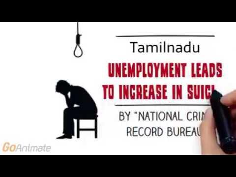 Tamilnadu unemployment