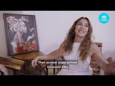 Un Café con Alicia: La risa infinita de Tahimí Alvariño