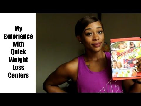 Does Quick Weight Loss Centers Work? | The Diet Series #2